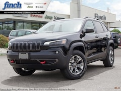 2019 Jeep New Cherokee Trailhawk - Navigation -  Uconnect - $214 B/W SUV