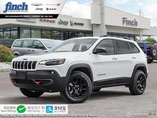 2020 Jeep Cherokee Trailhawk Elite - $253 B/W SUV 1C4PJMBX3LD515536