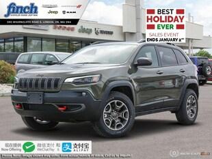 2020 Jeep Cherokee Trailhawk - $227 B/W SUV 1C4PJMBX8LD544210