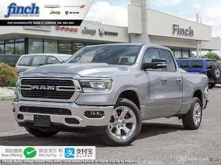 New 2020 Ram 1500 Big Horn - $302 B/W Truck Quad Cab for sale in London ON