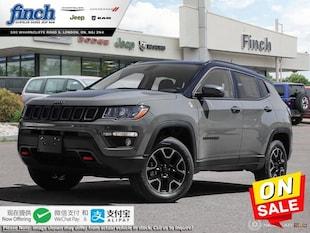 2020 Jeep Compass Trailhawk - $205 B/W SUV 3C4NJDDB1LT156562