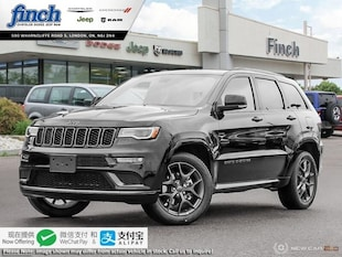 2020 Jeep Grand Cherokee Limited X - Sunroof - $320 B/W SUV 1C4RJFBGXLC103544