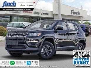 2020 Jeep Compass Sport - $197 B/W SUV 3C4NJDAB6LT161793