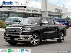 2019 Ram All-New 1500 Laramie - Navigation -  Uconnect - $366 B/W Truck Crew Cab