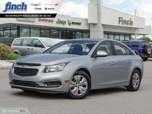 2015 Chevrolet Cruze 1LT - Bluetooth -  Siriusxm - $114 B/W Sedan 1G1PC5SB9F7277028