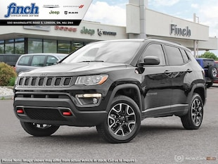 2019 Jeep Compass Trailhawk - $190.19 B/W SUV