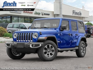 New 2018 Jeep All-New Wrangler Sahara - Bluetooth - $297.08 B/W SUV for sale in London, Ontario