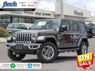 2020 Jeep Wrangler Sahara - $287 B/W SUV 1C4HJXEG0LW210209