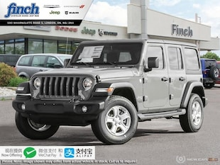 2020 Jeep Wrangler Sport - $272 B/W SUV 1C4HJXDN6LW265165