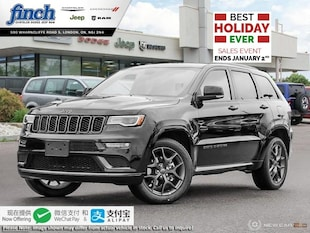 2020 Jeep Grand Cherokee Limited X - Sunroof - $321 B/W SUV 1C4RJFBGXLC103544