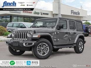2019 Jeep Wrangler Sahara - Navigation - $275 B/W SUV