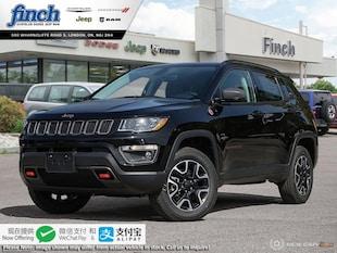 2020 Jeep Compass Trailhawk - $210 B/W SUV 3C4NJDDB1LT104803
