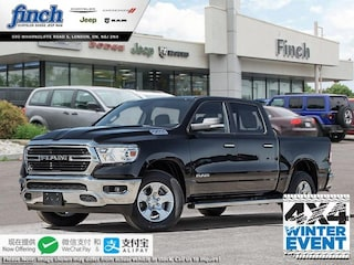 New 2020 Ram 1500 Big Horn - $325 B/W Truck Crew Cab for sale in London ON
