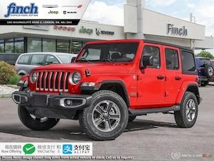 2020 Jeep Wrangler Sahara - $331 B/W SUV 1C4HJXEGXLW155025