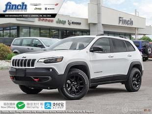 2020 Jeep Cherokee Trailhawk Elite - $256 B/W SUV 1C4PJMBX3LD515536