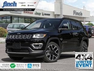 2020 Jeep Compass Limited - $249 B/W SUV 3C4NJDCB5LT167775