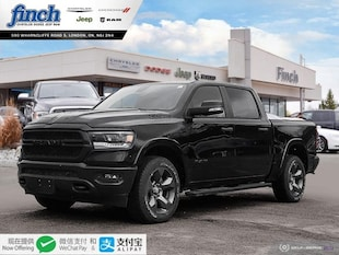2020 Ram 1500 Big Horn - Remote Start -  Fog Lamps - $324 B/W Truck Crew Cab 1C6SRFFTXLN262724