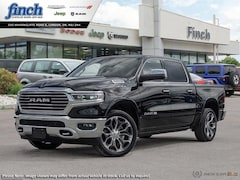 2019 Ram All-New 1500 Longhorn - Navigation -  Leather Seats - $415.65 B Truck Crew Cab