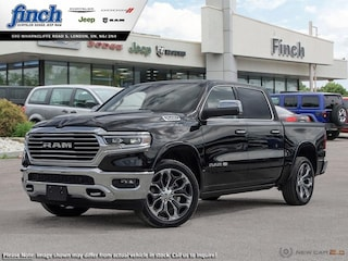 New 2019 Ram All-New 1500 Longhorn - Navigation -  Leather Seats - $415.65 B Truck Crew Cab for sale near you in London, Ontario