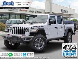 2020 Jeep Gladiator Rubicon - $418 B/W Truck Crew Cab 1C6JJTBG0LL139469