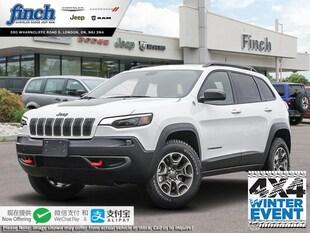 2020 Jeep Cherokee Trailhawk - $236 B/W SUV 1C4PJMBX0LD558733