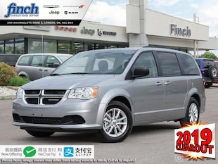 2019 Dodge Grand Caravan 35th Anniversary - $182 B/W Van 2C4RDGCGXKR763620