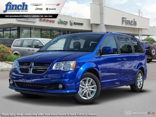 2019 Dodge Grand Caravan SXT Premium Plus - $182.51 B/W Van