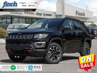 2020 Jeep Compass Trailhawk - $193 B/W SUV 3C4NJDDB1LT104803