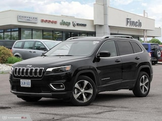Demo 2019 Jeep Cherokee Limited - Leather Seats -  Bluetooth - $209.50 B/W SUV for sale near you in London, ON