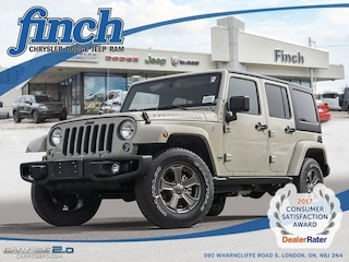 New 2018 Jeep Wrangler JK Base - Cruise Control - $276.70 B/W SUV for sale in London, Ontario