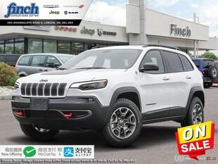2020 Jeep Cherokee Trailhawk - $221 B/W SUV 1C4PJMBX0LD558733