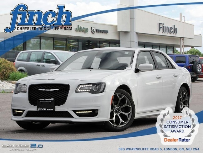 Used 2018 Chrysler 300 - $201.62 B/W Sedan in London, ON