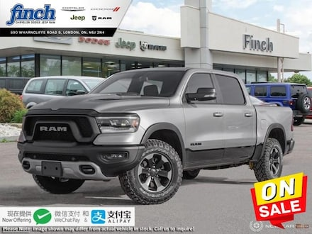 Featured New 2020 Ram 1500 Sport - $324 B/W Truck Crew Cab for sale near you in London, ON