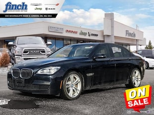 2015 BMW 7 Series 750i - $268 B/W Sedan WBAYB6C53FG299245