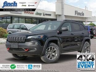 2020 Jeep Cherokee Trailhawk - $238 B/W SUV 1C4PJMBX2LD558734