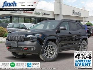 New 2020 Jeep Cherokee Trailhawk - $238 B/W SUV for sale in London ON