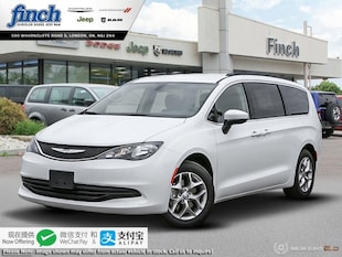 2020 Chrysler Pacifica Touring - $246 B/W Van 2C4RC1FG6LR149516
