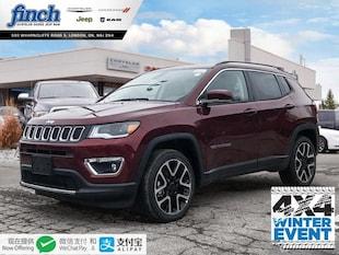 2020 Jeep Compass Limited - $248 B/W SUV 3C4NJDCB7LT167776