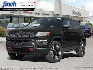 2018 Jeep Compass Trailhawk - Leather Seats -  Bluetooth - $197.63 B SUV