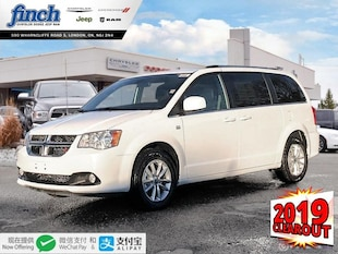 2019 Dodge Grand Caravan 35th Anniversary - $181 B/W Van 2C4RDGCG8KR757539