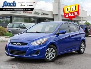 2013 Hyundai Accent GLS - Sunroof -  Bluetooth - $64 B/W Hatchback KMHCT5AE8DU123888
