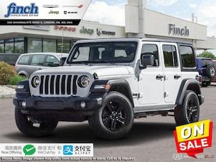 2020 Jeep Wrangler Sport Altitude - $266 B/W SUV 1C4HJXDGXLW210090