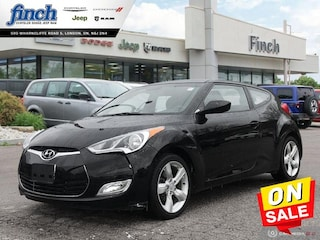 Used 2014 Hyundai Veloster Tech - Navigation -  Sunroof - $71 B/W Hatchback for Sale near you in London, ON