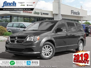 2019 Dodge Grand Caravan 35th Anniversary - $182 B/W Van 2C4RDGCG1KR768091