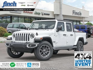 2020 Jeep Gladiator Overland - $341 B/W Truck Crew Cab 1C6HJTFG7LL131569