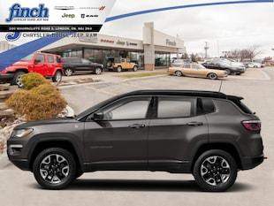 2020 Jeep Compass Sport - Sunroof - Leather Seats - $236 B/W SUV 3C4NJDDB3LT108545