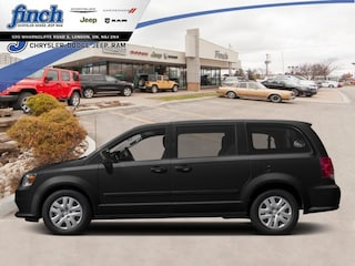 New 2018 Dodge Grand Caravan Crew Plus - Leather Seats - $185 B/W Van for sale near you in London, ON