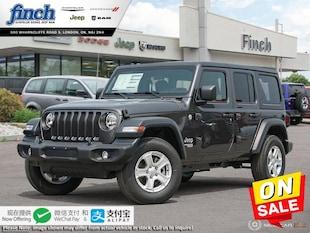2020 Jeep Wrangler Sport S - $265 B/W SUV 1C4HJXDN7LW259164