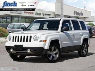 2016 Jeep Patriot High Altitude - $129 B/W SUV 1C4NJRAB4GD573946