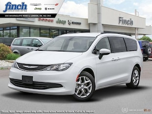 2019 Chrysler Pacifica Touring - $208.49 B/W Van
